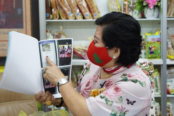 Bà Nguyễn Phương Hằng bị bà chủ Công ty thực phẩm Bình Tây khởi kiện, đòi bồi thường 1.000 tỷ đồng vì livestream xúc phạm danh dự - Ảnh 1.