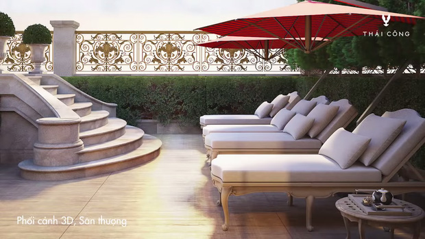Thái Công tiếp tục vướng tranh cãi: Thiết kế biệt thự cồng kềnh đi mỏi chân, phòng tắm treo tận 8 đèn tường - Ảnh 19.