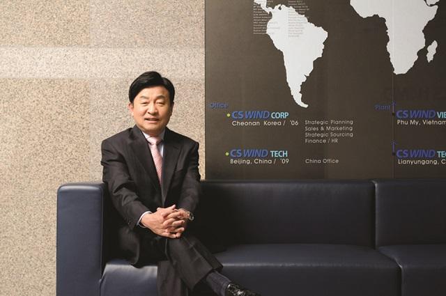 Con trai nông dân thành tỷ phú năng lượng xanh đầu tiên của Hàn Quốc - Ảnh 1.