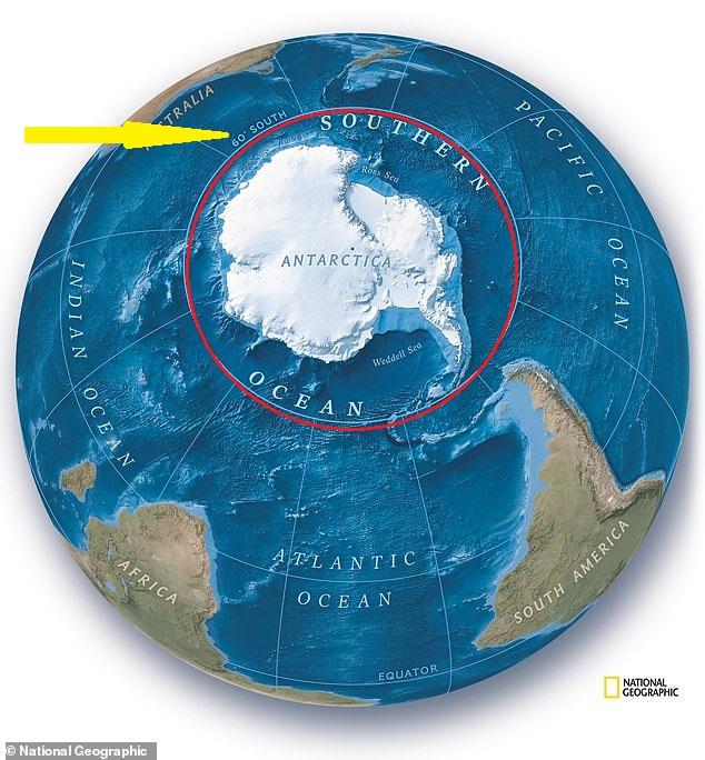 Năm châu bốn biển giờ xưa rồi vì Trái Đất đã có đại dương thứ 5 - CIA công bố kỷ lục đáng sợ - Ảnh 1.