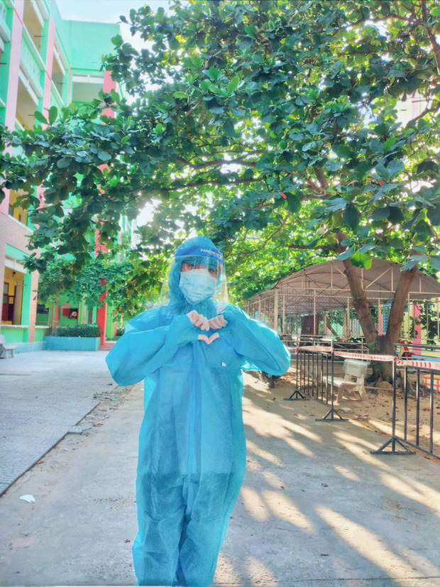 Nam sinh 2k2 cạo đầu từ Quảng Nam ra Bắc Giang tham gia chống dịch: Mỗi lần gọi về nhà chẳng dám nói chuyện quá 1 phút vì sợ mẹ khóc - Ảnh 5.
