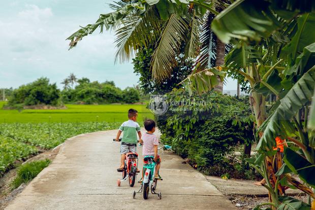 Trực tiếp đến Tiền Giang: Đau lòng khi thấy nhà Hồ Văn Cường bị bỏ hoang, hàng xóm kể lâu rồi không thấy bố mẹ ruột và Phi Nhung về thăm - Ảnh 16.