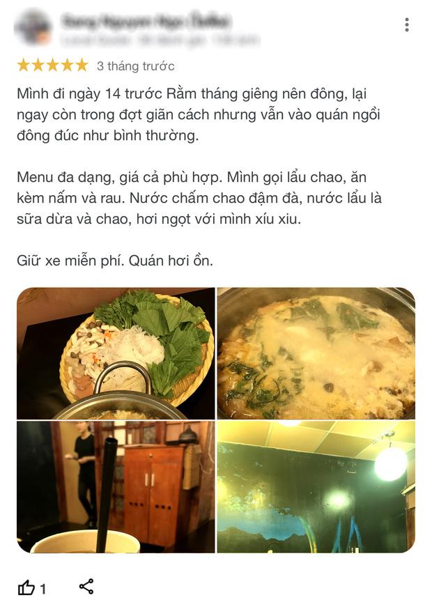 Giữa ồn ào với con trai nuôi Hồ Văn Cường, nhà hàng chay của ca sĩ Phi Nhung nhận bão 1 sao từ cộng đồng mạng - Ảnh 3.