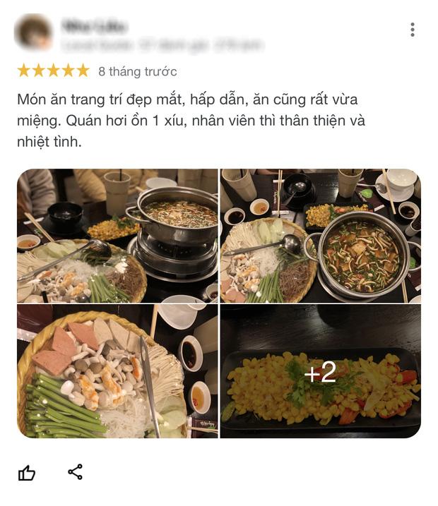Giữa ồn ào với con trai nuôi Hồ Văn Cường, nhà hàng chay của ca sĩ Phi Nhung nhận bão 1 sao từ cộng đồng mạng - Ảnh 4.