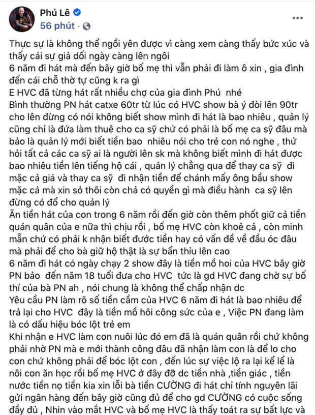 Một bầu show hé lộ: Phi Nhung biết giá cát-xê của mình, từ khi có Hồ Văn Cường còn tăng giá từ 60 triệu lên 90 triệu? - Ảnh 1.
