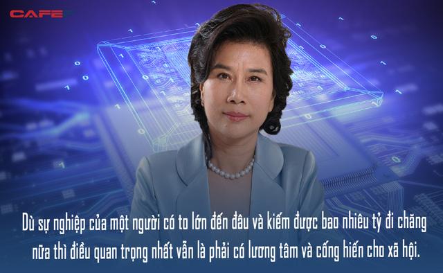 """Cách dạy con của """"nữ hoàng đồ gia dụng"""" Đổng Minh Châu: Kiếm hàng triệu đô la vẫn để con thuê nhà giá rẻ, đi xe cũ và triết lý giáo dục khiến ai cũng phải im lặng  - Ảnh 1."""