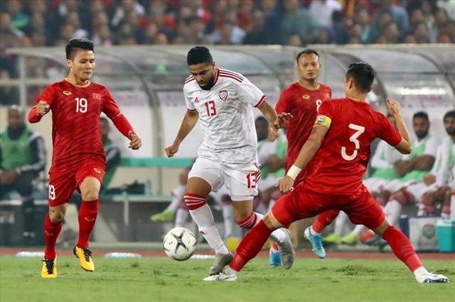UAE chỉ đá trên 1 sân suốt 4 trận vì niềm tin bí ẩn này, CĐV vẫn tự tin không có gì làm khó được Việt Nam  - Ảnh 4.