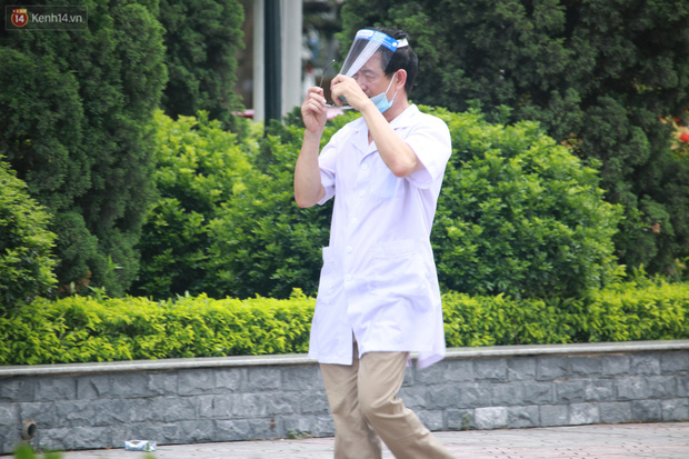 Hà Nội: Phong tỏa 1 tòa chung cư sau khi ghi nhận ca dương tính SARS-CoV-2 - Ảnh 8.