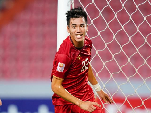 """Tiến Linh: Sát thủ vòng cấm"""" dưới thời HLV Park Hang-seo của bóng đá Việt Nam  - Ảnh 2."""