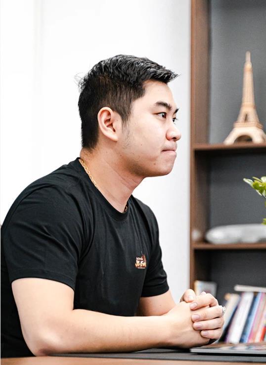 Chàng game thủ quyết tâm khởi nghiệp, trở thành CEO của công ty game lớn sau 5 năm gây dựng - Ảnh 1.