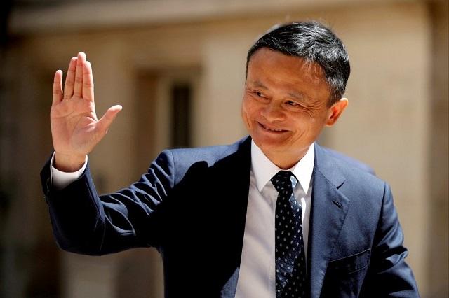Tỷ phú Jack Ma đang làm gì? - Ảnh 1.