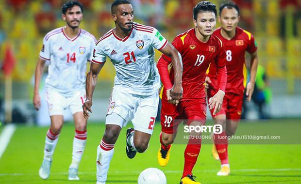 Kết quả chung cuộc Việt Nam 2 - 3 UAE nhưng vẫn làm nên lịch sử, lần đầu tiên vào vòng loại thứ 3 World Cup 2022! - Ảnh 3.