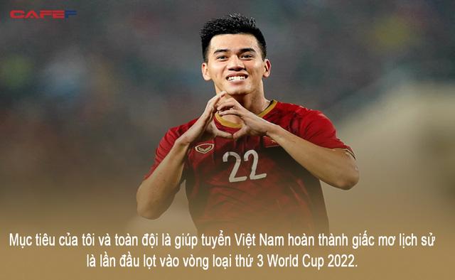 """Tiến Linh: Sát thủ vòng cấm"""" dưới thời HLV Park Hang-seo của bóng đá Việt Nam  - Ảnh 3."""