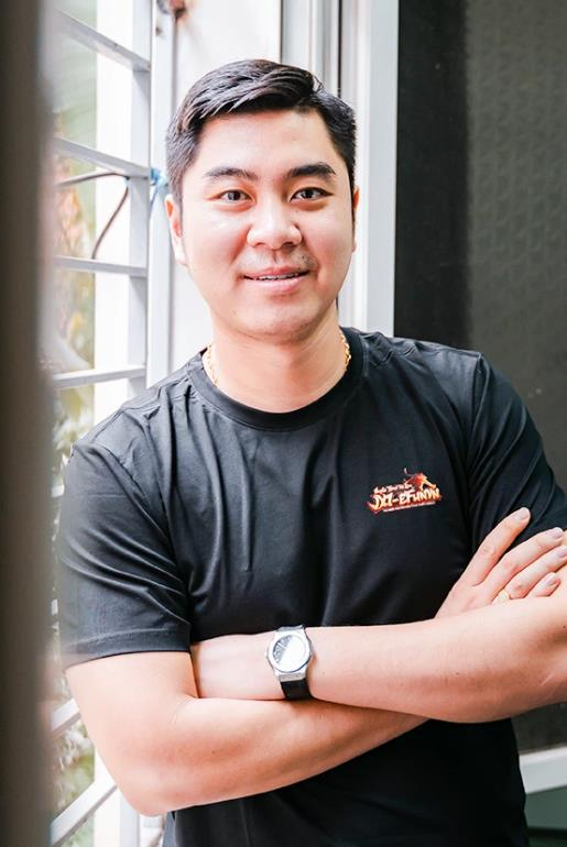 Chàng game thủ quyết tâm khởi nghiệp, trở thành CEO của công ty game lớn sau 5 năm gây dựng - Ảnh 3.