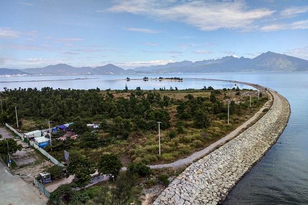 Long đong siêu dự án lấn biển nghìn tỷ tại Đà Nẵng  - Ảnh 1.