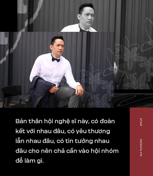 Phỏng vấn nóng Duy Mạnh: Hé lộ chi tiết bất ngờ về nhóm chat Nghệ sĩ Việt, chuyện bị Phi Nhung gài và ồn ào của Hoài Linh - Ảnh 4.