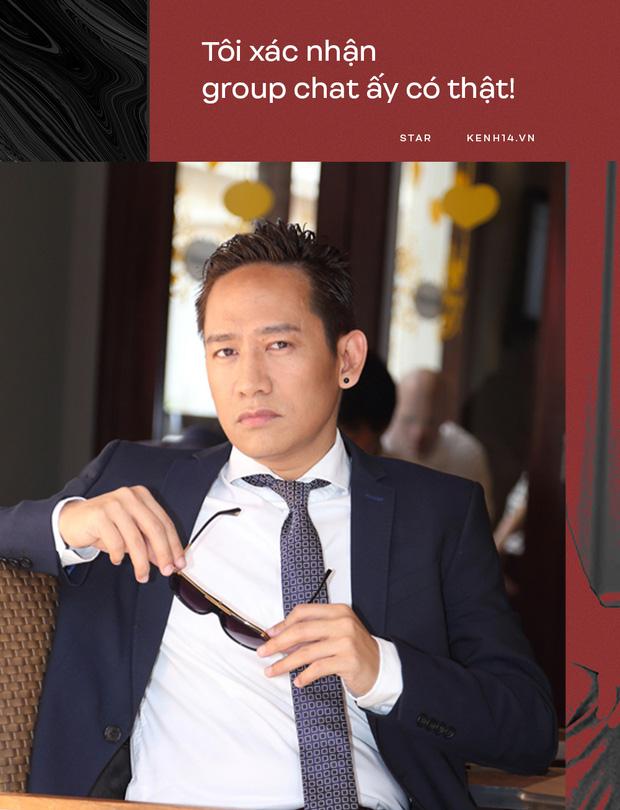Phỏng vấn nóng Duy Mạnh: Hé lộ chi tiết bất ngờ về nhóm chat Nghệ sĩ Việt, chuyện bị Phi Nhung gài và ồn ào của Hoài Linh - Ảnh 1.