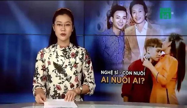 NS Hoài Linh và Phi Nhung bất ngờ lên sóng truyền hình VTC với chủ đề Nghệ sĩ và con nuôi: Ai nuôi ai? - Ảnh 1.