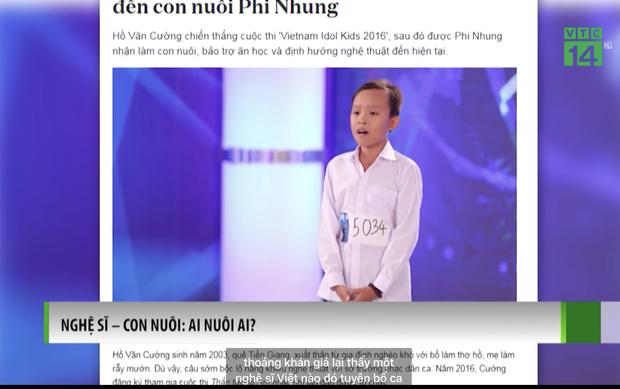 NS Hoài Linh và Phi Nhung bất ngờ lên sóng truyền hình VTC với chủ đề Nghệ sĩ và con nuôi: Ai nuôi ai? - Ảnh 3.