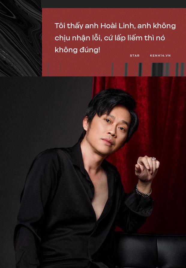 Phỏng vấn nóng Duy Mạnh: Hé lộ chi tiết bất ngờ về nhóm chat Nghệ sĩ Việt, chuyện bị Phi Nhung gài và ồn ào của Hoài Linh - Ảnh 3.