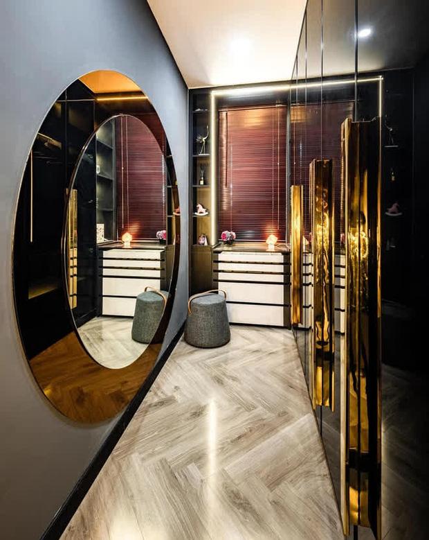 Căn hộ đập thông 140m2 thiết kế nội thất hiện đại, ấm cúng và hợp phong thủy: KTS khuyên cần chú ý điều này khi tân trang lại nội thất, nhà cửa  - Ảnh 11.