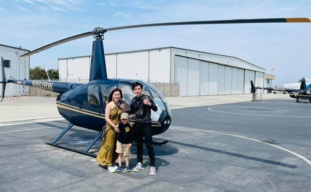 Rich kid ở Mỹ kiểu quý tử nhà Đan Trường: Đi trực thăng dạo phố, mê siêu xe và tận hưởng cuộc sống chuẩn giới thượng lưu - Ảnh 3.