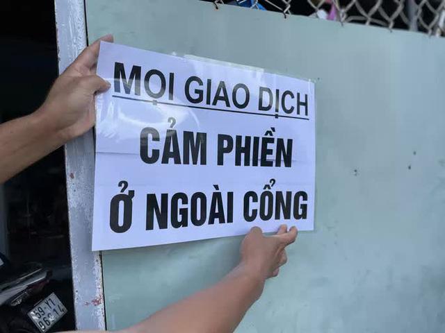 Loạt ảnh cận cảnh muôn kiểu chống dịch của người dân TP HCM  - Ảnh 5.