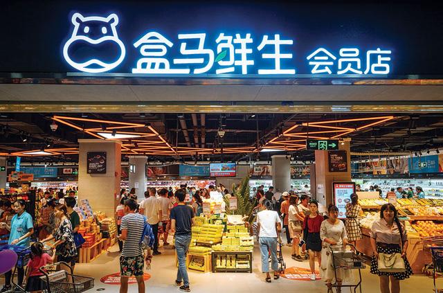 Đây là siêu thị trong mơ của tỷ phú Jack Ma: robot phục vụ, thanh toán bằng nhận diện khuôn mặt, mua hàng sướng như vua  - Ảnh 1.