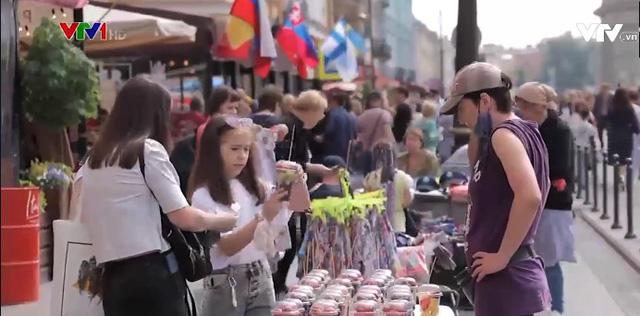 """Giới kinh doanh tại Nga """"ăn nên làm ra"""" nhờ Euro 2020 - Ảnh 3."""