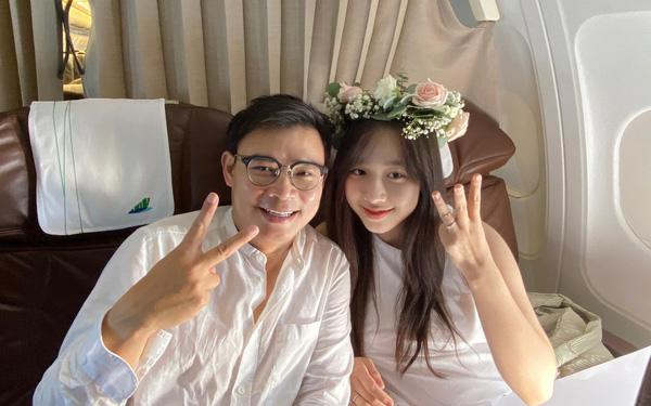 """Chân dung """"triệu phú công nghệ"""" vừa cầu hôn MC VTV kém 16 tuổi trên máy bay: Cựu sinh viên FTU, là """"hiện tượng"""" giới startup Việt, sở hữu công ty trăm triệu USD - Ảnh 1."""