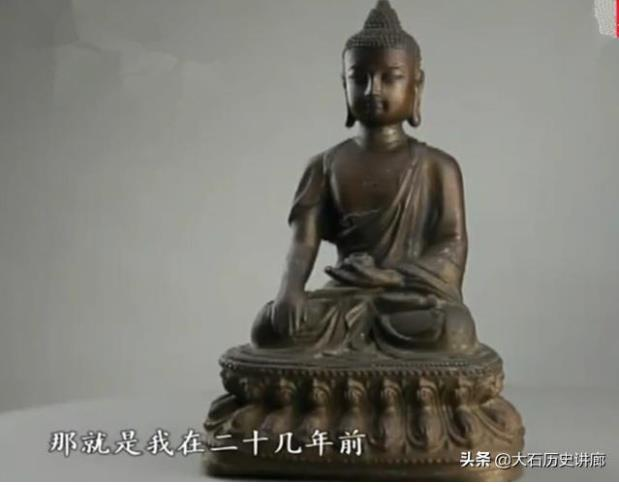 Ni cô mang bức tượng Phật nghìn tuổi đi kiểm định, chuyên gia nổi giận đùng đùng: Đừng nói dối nữa!  - Ảnh 1.
