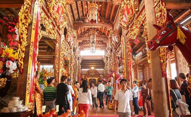 Toàn cảnh Nhà thờ Tổ 100 tỷ của NS Hoài Linh: Trải dài 7000m2, nội thất hoành tráng sơn son thếp vàng, nuôi động vật quý hiếm - Ảnh 15.