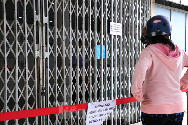 Bệnh viện đa khoa Sài Gòn tạm ngưng nhận bệnh nhân vì 5 ca F0 đến khám trong ngày  - Ảnh 5.