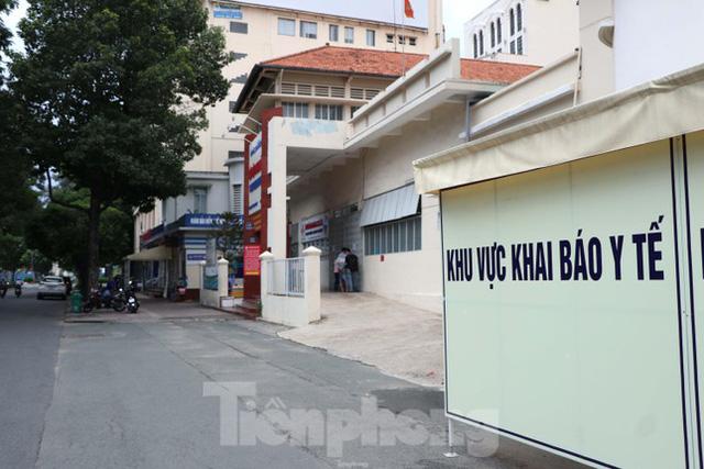 Bệnh viện đa khoa Sài Gòn tạm ngưng nhận bệnh nhân vì 5 ca F0 đến khám trong ngày  - Ảnh 9.
