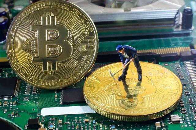 Bitcoin đang trong vùng nguy hiểm - Ảnh 1.