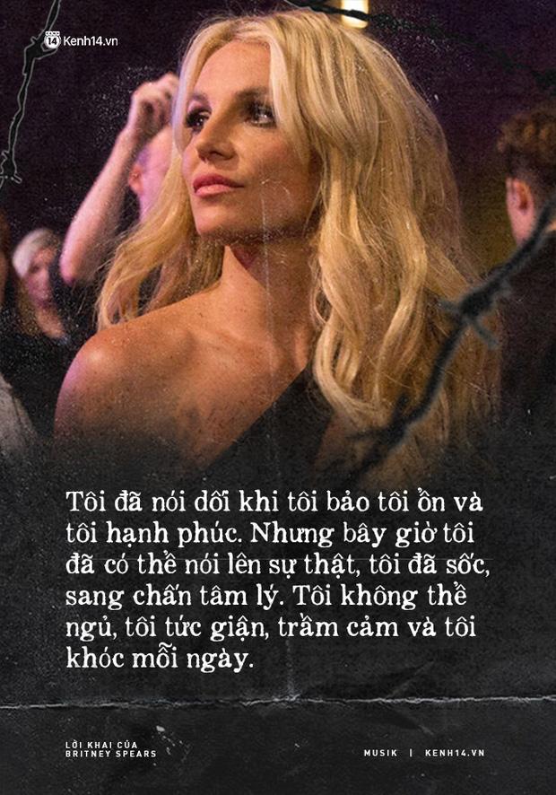 Cay đắng khi đọc trọn vẹn lời khai của Britney Spears trước toà về chính gia đình mình: Họ xem tôi như nô lệ. Tôi cảm thấy như mình đã chết - Ảnh 9.