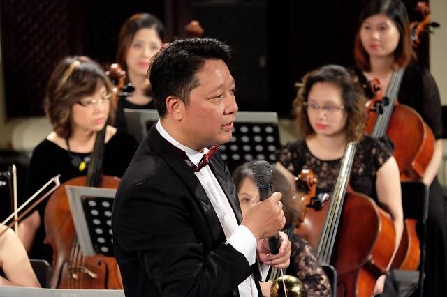Nhạc trưởng Lê Phi Phi: Người đem hồn Việt vươn tầm thế giới và nghị lực vượt qua Covid 19 - Ảnh 2.