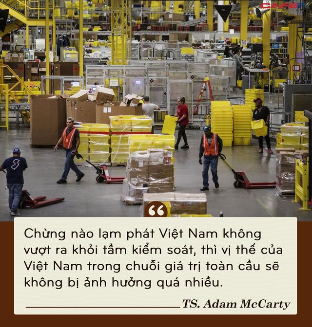 Kinh tế trưởng Mekong Economics: 'Chuỗi cung ứng sẽ không quay lại Trung Quốc chỉ vì một đợt bùng dịch Covid-19 ngắn hạn ở Việt Nam!'  - Ảnh 3.