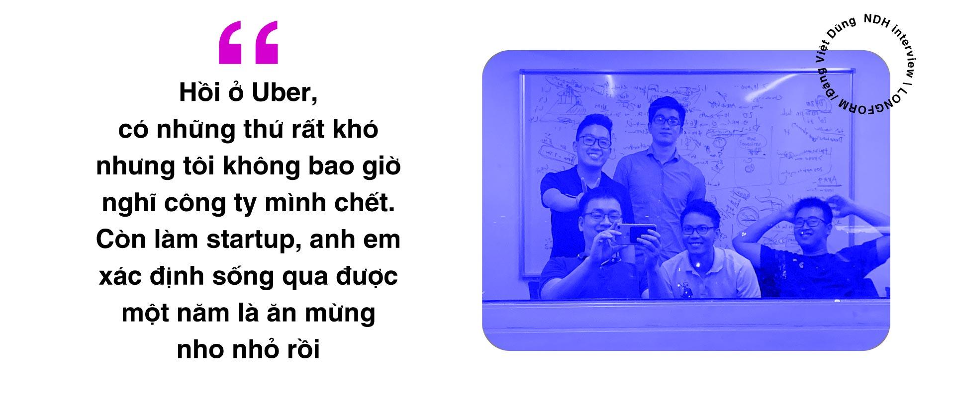 Cú 'bẻ lái' của cựu CEO Uber Việt Nam - Ảnh 2.