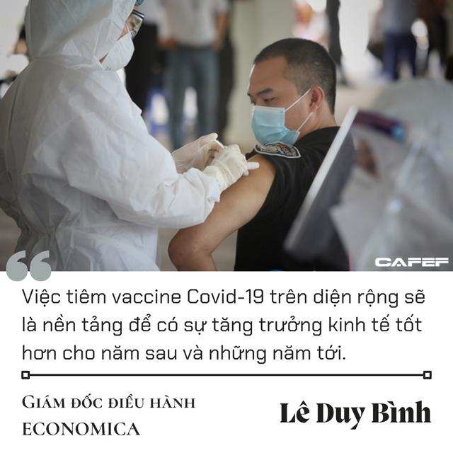 Chưa miễn dịch cộng đồng, Việt Nam có lỡ mục tiêu tăng trưởng kinh tế?  - Ảnh 6.