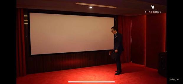 Thái Công thiết kế phòng chiếu phim tại gia siêu hoành tráng, nhưng có chi tiết khiến người sành sỏi thấy ngứa ngáy vô cùng - Ảnh 5.