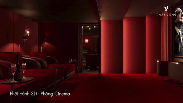 Thái Công thiết kế phòng chiếu phim tại gia siêu hoành tráng, nhưng có chi tiết khiến người sành sỏi thấy ngứa ngáy vô cùng - Ảnh 6.