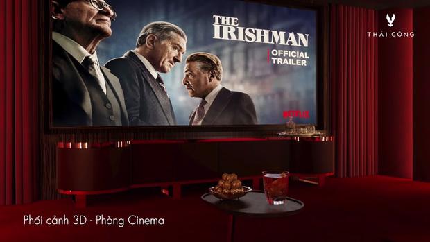 Thái Công thiết kế phòng chiếu phim tại gia siêu hoành tráng, nhưng có chi tiết khiến người sành sỏi thấy ngứa ngáy vô cùng - Ảnh 7.