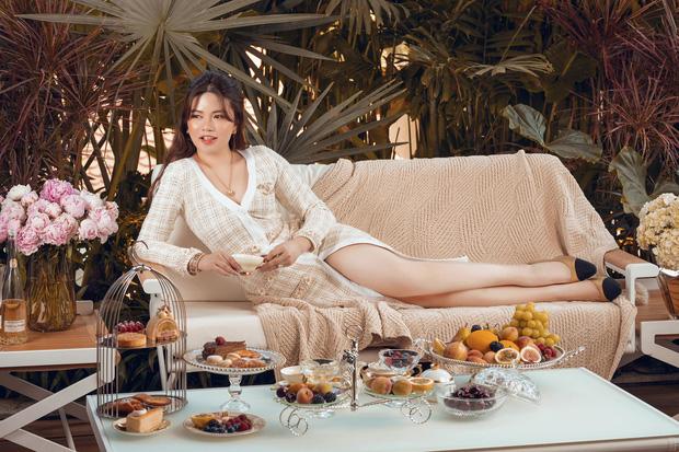 Nữ đại gia thuê Thái Công thiết kế sky villa 200 tỷ: Tôi hạnh phúc khi soi mình trong chiếc gương 2 tỷ - Ảnh 1.