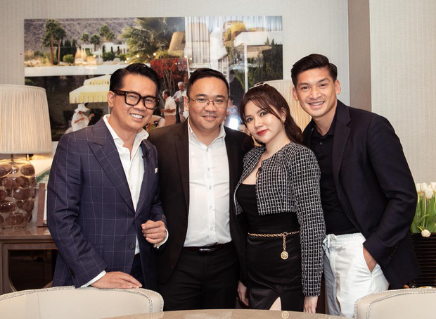 Nữ đại gia thuê Thái Công thiết kế sky villa 200 tỷ: Tôi hạnh phúc khi soi mình trong chiếc gương 2 tỷ - Ảnh 2.