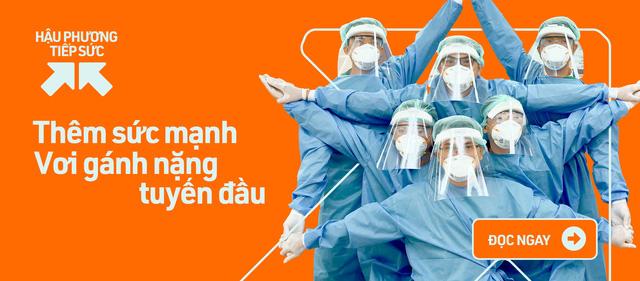 Một công ty bán nhung hươu nhập khẩu nấu 7.500 suất cháo nhung hươu tiếp sức cho 2.000 y bác sĩ tại 7 bệnh viện ở Bắc Giang - Ảnh 7.