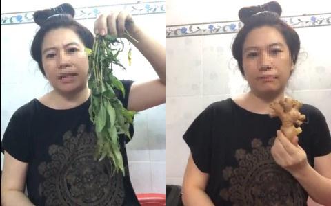 """Một phụ nữ kể chuyện đi siêu thị mua mớ rau răm héo giá 14.000 đồng, củ gừng 21.000 đồng: """"Tại sao một doanh nghiệp lớn, giữa lúc người dân đang khó khăn mà nỡ lòng nâng giá lên như vậy!"""""""