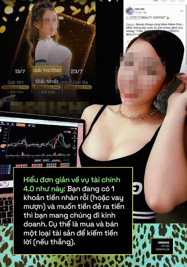 """Bar sàn đóng cửa, hot girl """"quẩy trên sàn tài chính 4.0: Thi nhau khoe body nóng bỏng bên màn hình giao dịch, kể chuyện làm giàu xúc động và những chiêu trò phía sau - Ảnh 7."""