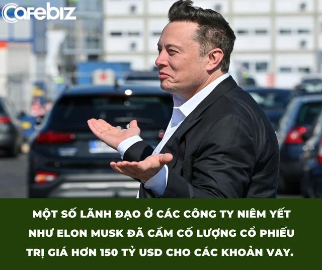 Mua, Vay, Chết: Chiến lược tự biến mình thành con nợ ngân hàng, cả đời đi vay tiền sống xa hoa của Elon Musk, Donald Trump - Ảnh 3.