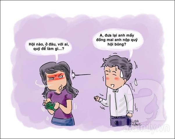 (bài t3) Muốn gia đình nhanh giàu bền vững, nên để vợ hay chồng quản lý tài chính? - Ảnh 1.